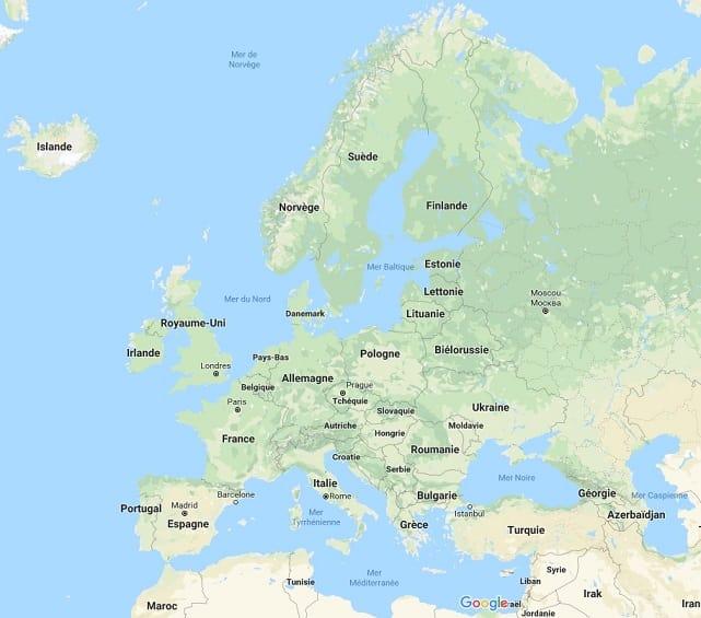 etats membres zone euro