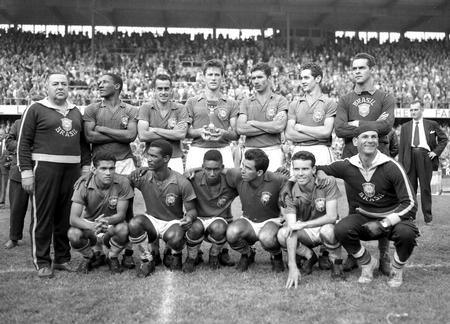 Tout sur la coupe du monde 1958 matches records - Record coupe du monde football ...