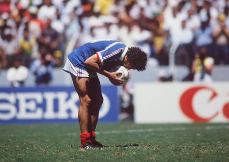 Tout sur la coupe du monde 1986 matches records - Ballon coupe du monde 1986 ...