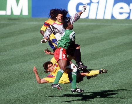 Tout sur la coupe du monde 1990 matches records - Record coupe du monde football ...