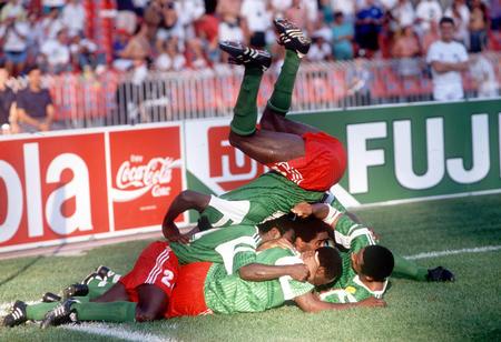 Tout sur la coupe du monde 1990 matches records - Coupe du monde football 1994 ...