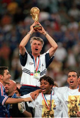 Tout sur la coupe du monde 1998 matches records - Joueur coupe du monde 98 ...