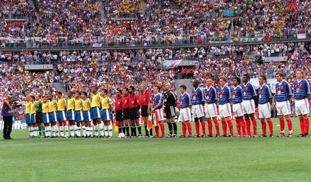 Tout sur la coupe du monde 1998 matches records - Tous les buts coupe du monde 1998 ...