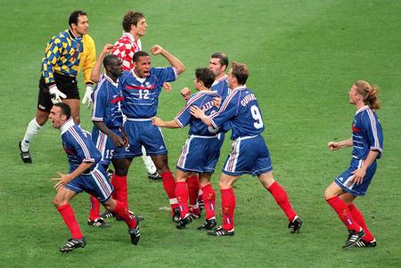 Tout sur la coupe du monde 1998 matches records - Record coupe du monde football ...