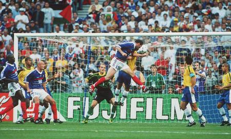 Tout sur la coupe du monde 1998 matches records - Zidane coupe du monde 1998 ...
