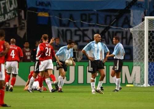 Tout sur la coupe du monde 2002 matches records - Finale coupe du monde 1986 ...